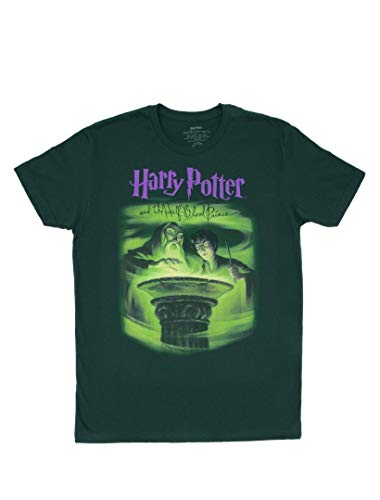 (Out of Print Harry Potter and The Half-Blood Prince Unisex Shirt Medium)