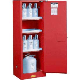 Paint & Ink Cabinet With Manual Close Single Door 22 Gallon (892201)