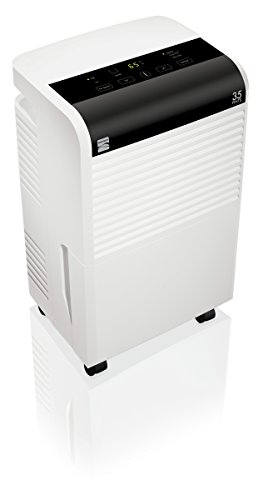 - Kenmore 55530 Dehumidifier - 35 Pint in White