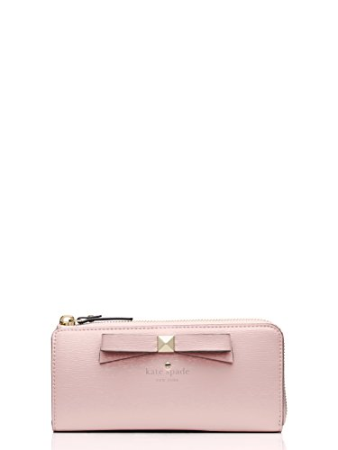Kate Spade New York Nisha Beacon Court Wallet Ballet Slipper Pink by Kate Spade New York
