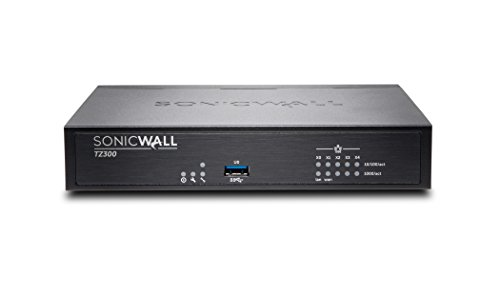 Dell Security Sonicwall Tz300 Total Secure 1yr 01 Ssc