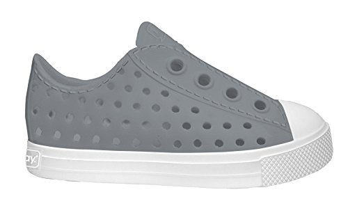 Taille  iPlay b/éb/é enfants Chaussures aquatiques Aqua Eau Chaussures Plage Chaussures PVC//Summer Sneakers 5 Gris