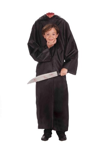 Headless Boy Child Costume - One Size