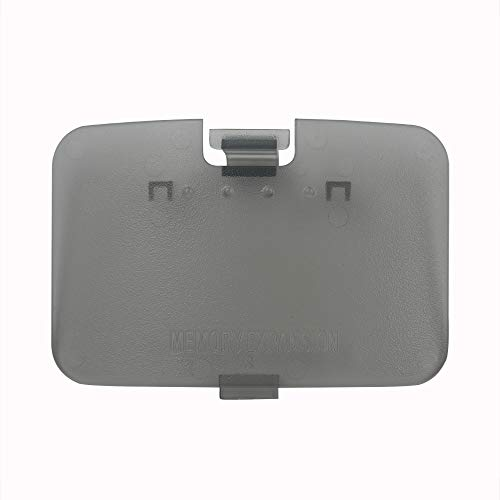 Mcbazel N64 Expansion Pak Memory Card Slot Cover Smoke for sale  Delivered anywhere in USA
