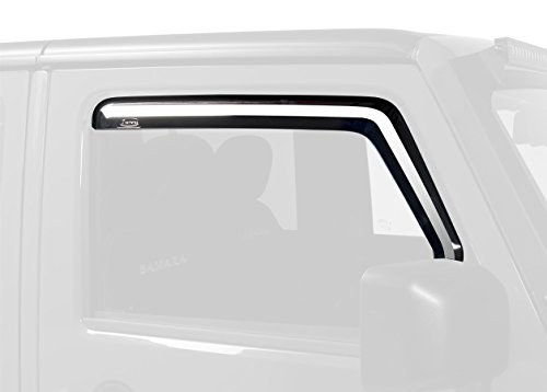 Element Jeep - Putco 580228 Element Tinted Window Visor
