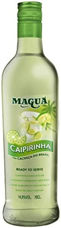Maguá Caipirinha - 6 botellas x 700 ml - Total: 4200 ml ...