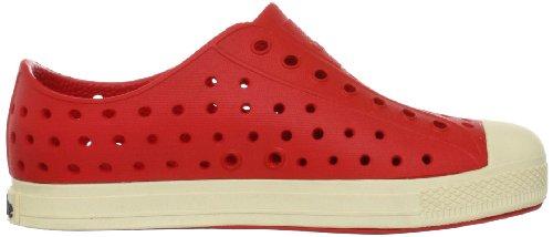 Innfødte Jefferson Slip-on Sneaker Lommelykt Rød
