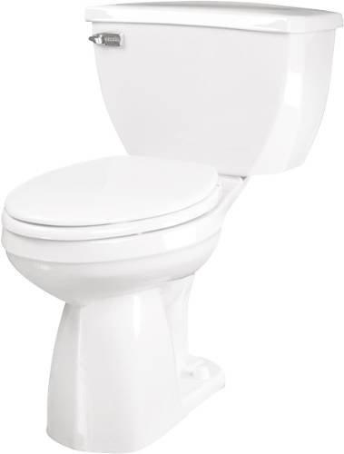 Gerber Bidet - Gerber Plumbing 28380 Gerber Ultra Flush Siphon Jet Toilet Tank, White - 28380