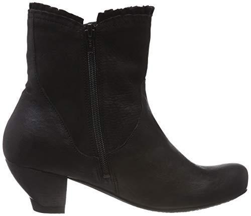 383217 09 383217 Women's Stivali Colore Boots Sz Black 09 Kombi kombi Pensare Delle Caviglia Zwoa Ankle Di Zwoa Sz Donne Think qp05x7wtvn