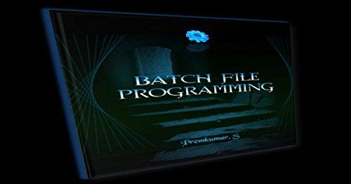 Batch Programming Ebook