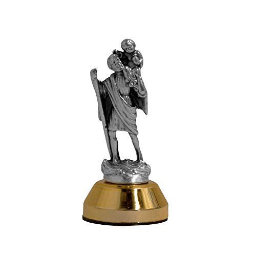 Accessories Statues - Premium Assorted Holy Figure Statues Magnetic Base | 2