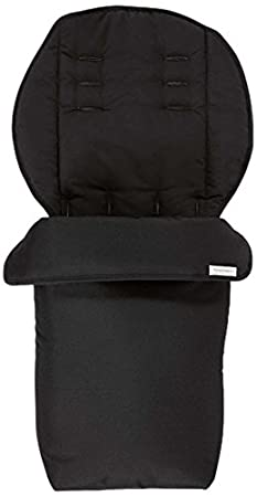 Mamas & Papas 205525300 Essentials Footmuff - Black Mamas and Papas