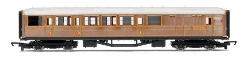 Hornby R4333 Railroad Lner Teak 00 Gauge Coach