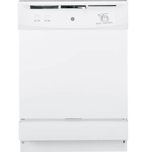 GE GIDDS-632124 Ge Spacemaker Under-The-Sink 24-Inch Dishwasher with Touchpad Controls (Ge Dishwasher Touchpad)
