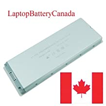 Brand New - High Quality - White Replacement Battery for the 13'' / Inch Apple Macbook - Part Number A1185 / A1181 / MA561 - BatteryBargainCanada