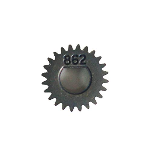 105934-059 Platen Roller Buckle & Gears for Zebra GK420D Direct Thermal Label Printer 203dpi by PARTSHE (Image #5)