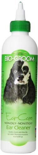 Bio-Groom Pet Ear Care Cleaner, 8-Ounce (Ear Care Ear Cleaner)