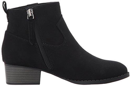 Dolce Vita Girls' Jemma Ankle Boot, Black Microsuede, 3 Medium US Little Kid by Dolce Vita (Image #7)
