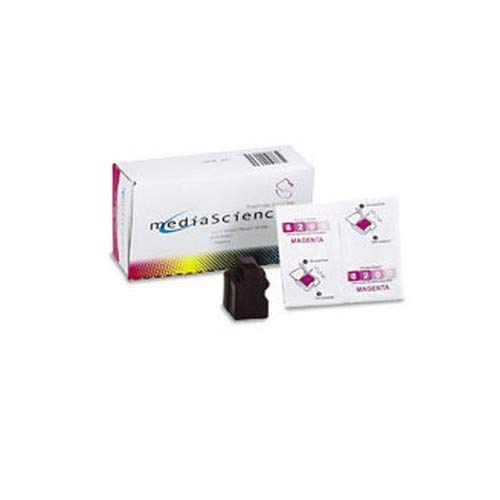 - Media Sciences MSDMS8200M2 Magenta Solid Ink Sticks (2/PK-2800 Page Yield) - Compatible for Xerox 016-2042-00