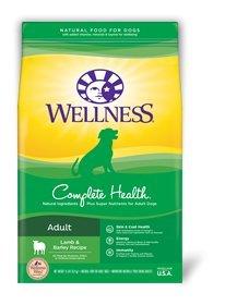 Wellness Dog Food Lamb Brly Camp Health, 5 lb by Wellness