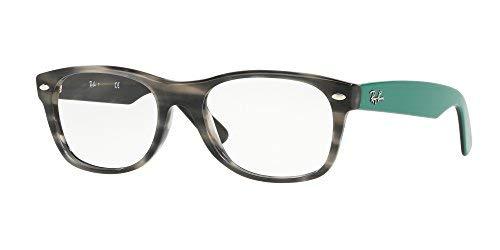 722ba496173 Ray-Ban Women s 0RX 5184 5800 52 Optical Frames