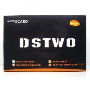 Kaufease Supercard DSTWO - Cartucho de memoria (4 GB, compatible con NDS, iDS, NDSL, iDSL etc.)