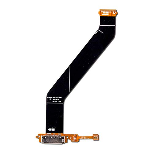 (Charging Port Flex Cable Ribbon Connector Compatible with Samsung Galaxy Note 10.1 GT-N8000, GT-N8005, GT-N8010, GT-N8013, GT-N8020 (10.1