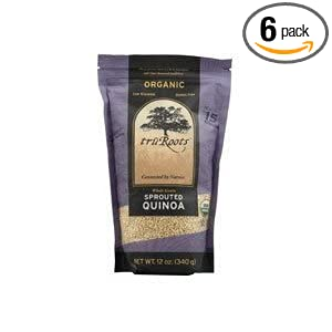 truRoots Organic Sprouted Quinoa