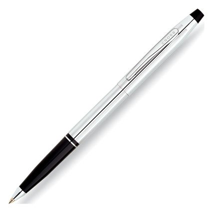 Cross CRO3505 Cross Classic Century Selectip Roller Ball Capped Pen, Black Ink, Medium Point, EA