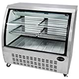 SABA 47 Curved Glass Deli Case