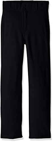 Easton Boys Rival 2 Solid Baseball Pants, Black, Youth Large – DiZiSports Store