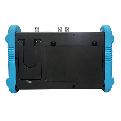 Ctronics IPC-9800ADHS Plus CCTV IP &Analog Camera Tester Test 7-inch IPS  Touch Screen Monitor CVBS Tester with HD-TVI/HD-CVI/AHD/SDI/POE/WIFI/8G TF