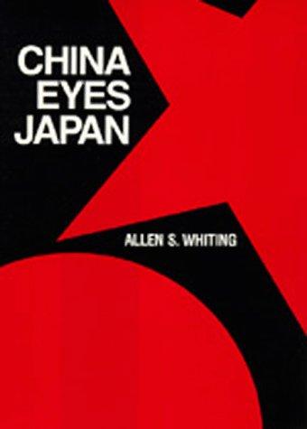 China Eyes Japan