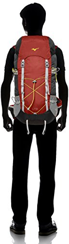 Mizuno A3Ja5001 Backpack 96 Mizuno Lp30 Unisex Scarlet Outdoor q8ZqT4