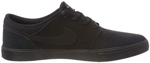 Ii NIKE Solar Men 's Sb 005 Skateboarding Shoes Portmore Black 5 11 UK UcryIrWF