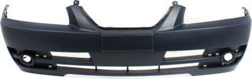 - Crash Parts Plus Primed Front Bumper Cover Replacement for 2004-2006 Hyundai Elantra Sedan