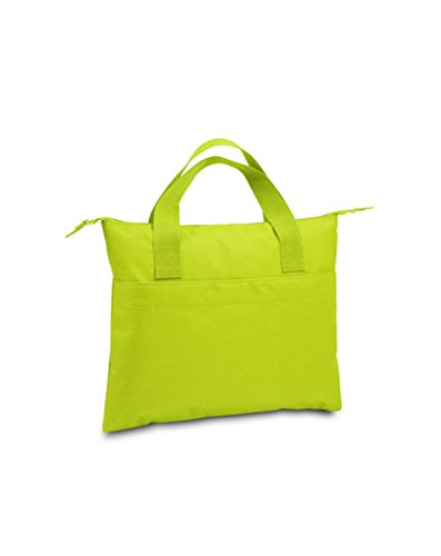 Liberty Bags 8817 Banker Briefcase - SAFETY GREEN - One Size