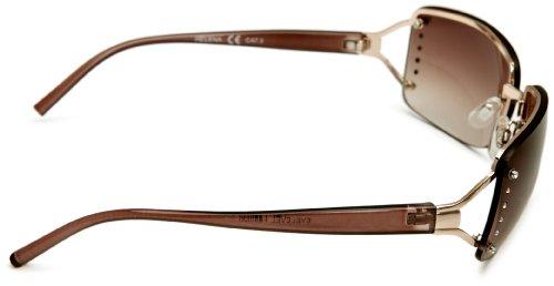 62deba5d48 Eyelevel Helena 3 Rimless Women s Sunglasses Brown One Size  Amazon.co.uk   Clothing