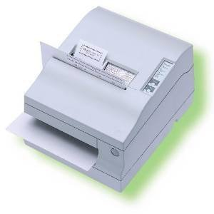 Epson C31C151283 TM-U950 25-Station Receipt-Slip Printer 53 Lines Per Second and Serial Interface - Requires PS180 Power Supply - Cool White