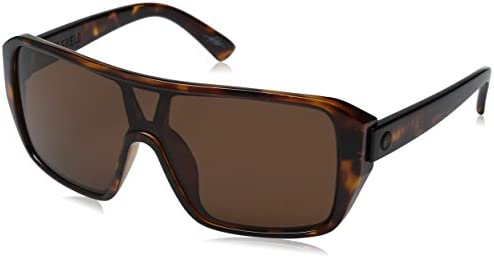 Electric Visual Blast Shield Gloss Tortoise//OHM Bronze Sunglasses