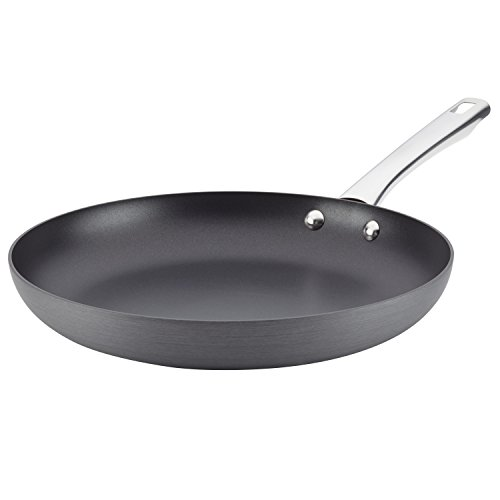 Farberware Hard-Anodized Nonstick Skillet, 12-Inch, ()