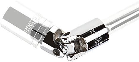 TEKTON 3/8 Inch Drive 6-Point Socket & Ratchet Set, 43-Piece (6-24 mm) | SKT15201