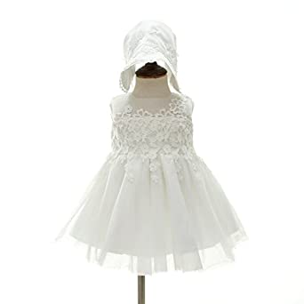 Selene Ivory Embroidery Lace Christening Gown Baby Girls Kids Formal  Wedding Birthday Party Bridesmaid Dress Baby 06a83e3bd