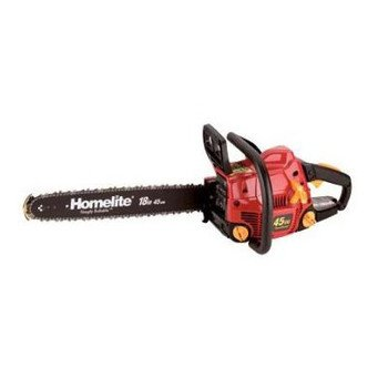 Amazon factory reconditioned homelite zr10910 45cc 18 in gas factory reconditioned homelite zr10910 45cc 18 in gas chain saw greentooth Images