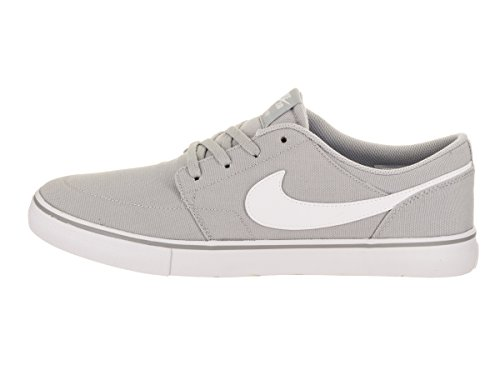 Ii Shoe Skateboarding White Wolf Solar Canvas Nike Grey black Portmore Sb Men's High Ankle qvWz8tW7