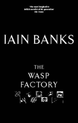 book cover of The Wasp Factory