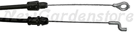 Cable Control Freno Motor Tractor Cortacésped Castelgarden 181000633/0