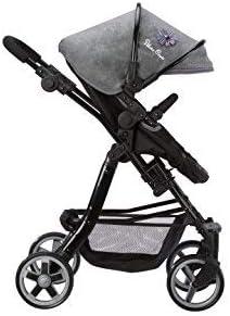 Silver Cross Carrito para muñecos 5 en 1 Pioneer: Tejido Eton Grey. Recomendado para. Cargando imágenes.