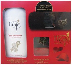 MAJA SET TALC 200GR/SOAP/COSM