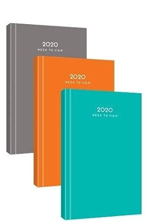 MantraRaj 2020 - Agenda semanal (tamaño A5, tapa dura ...